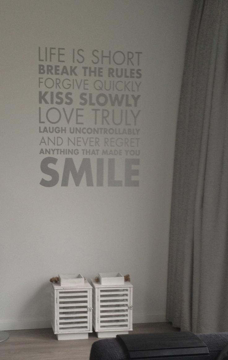Slaapkamer inspiratie face2beauty - Schilderij decoratie voor woonkamer ...