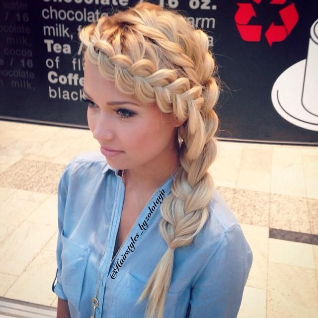 Dutch hair braid_3