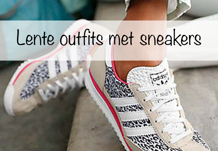 Lente Outfits Met Sneakers Face2beauty