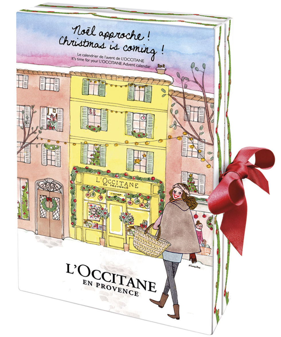 L'Occitane Advent Kalender
