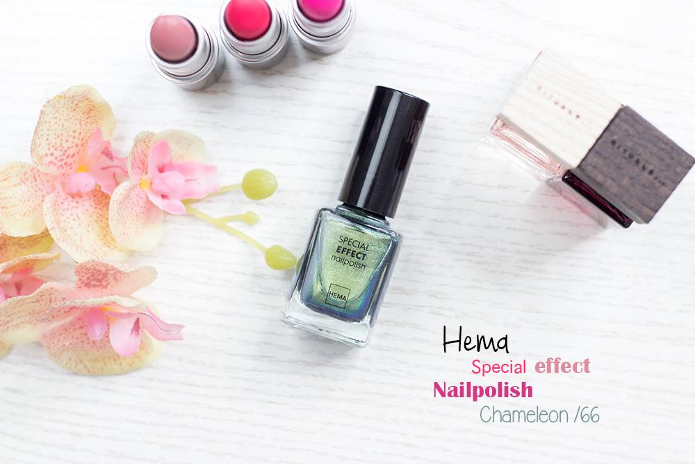 Hema special effect nail polish 66 Chameleon