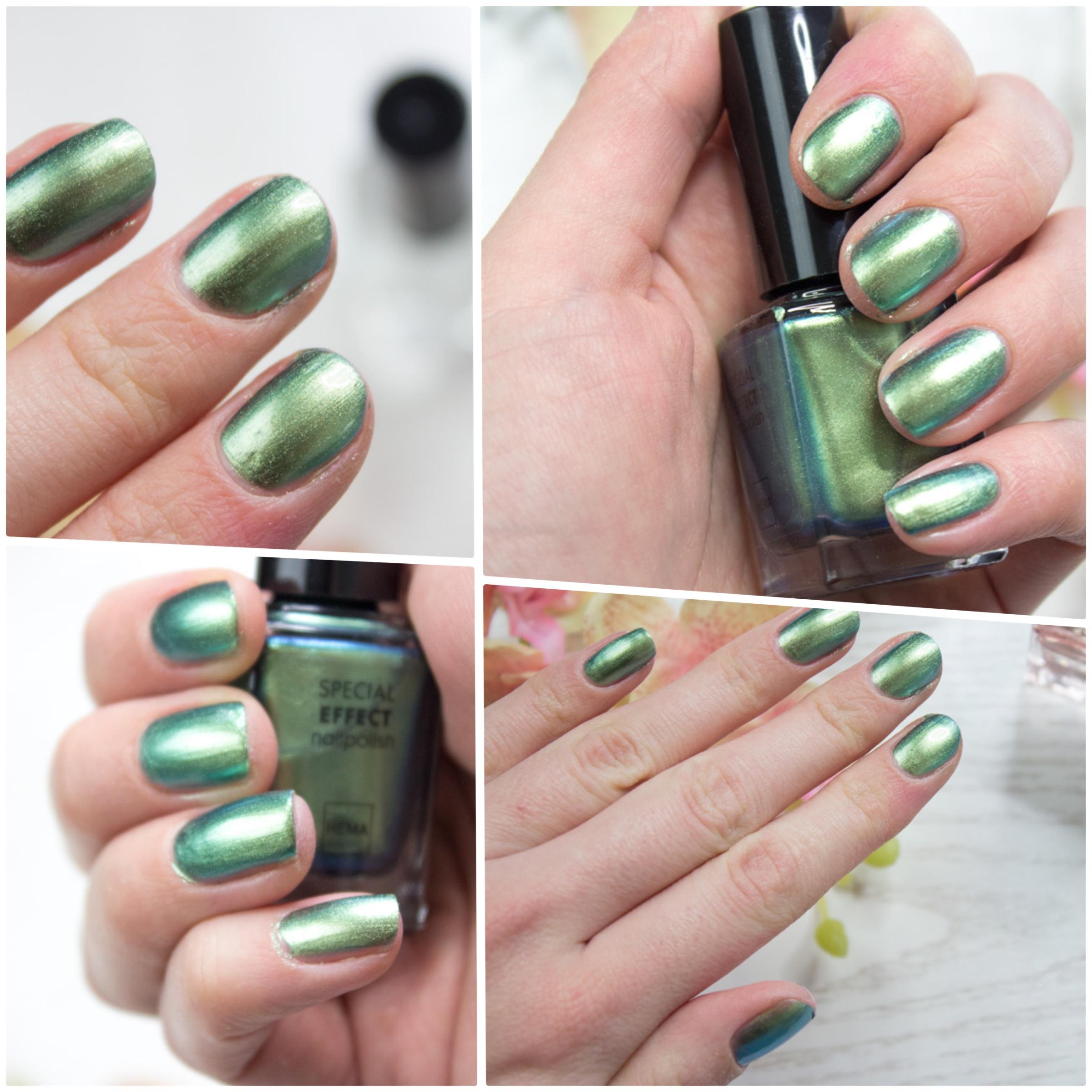Hema Special effect Nailpolish 66 // Chameleon