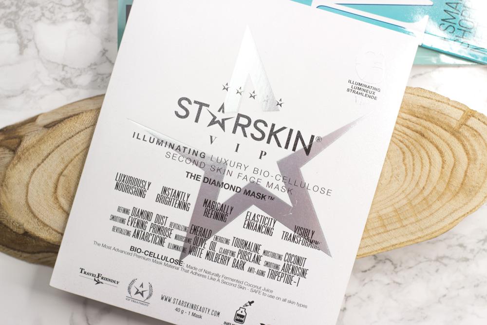 Starskin the diamond mask review