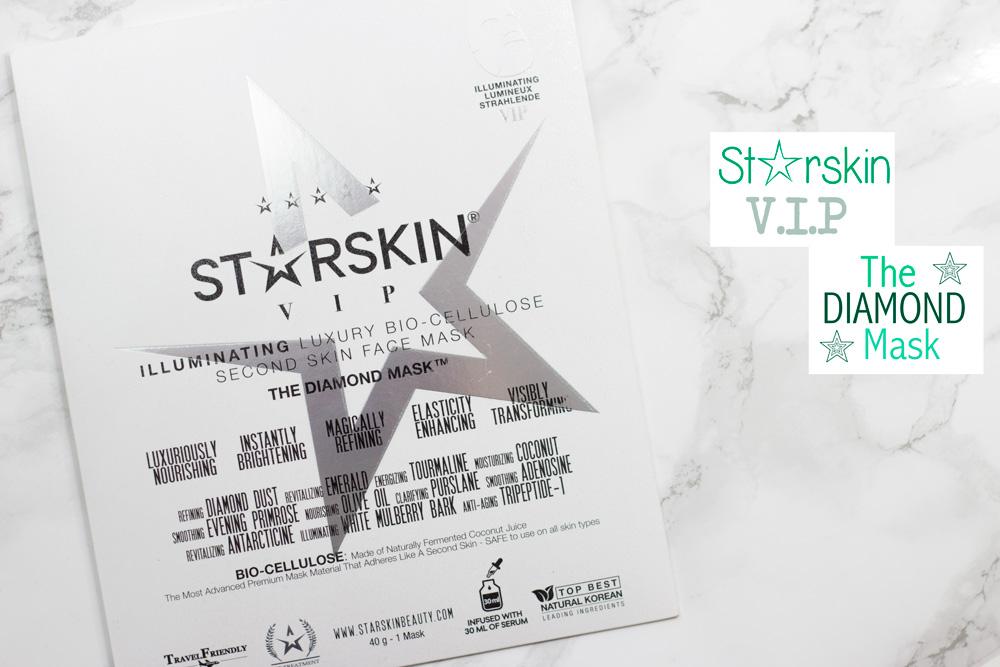 Starskin the diamond mask