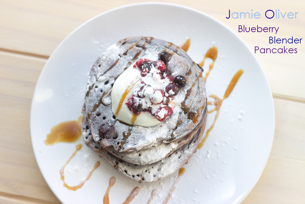 JamieOliver_Blueberrypancakes