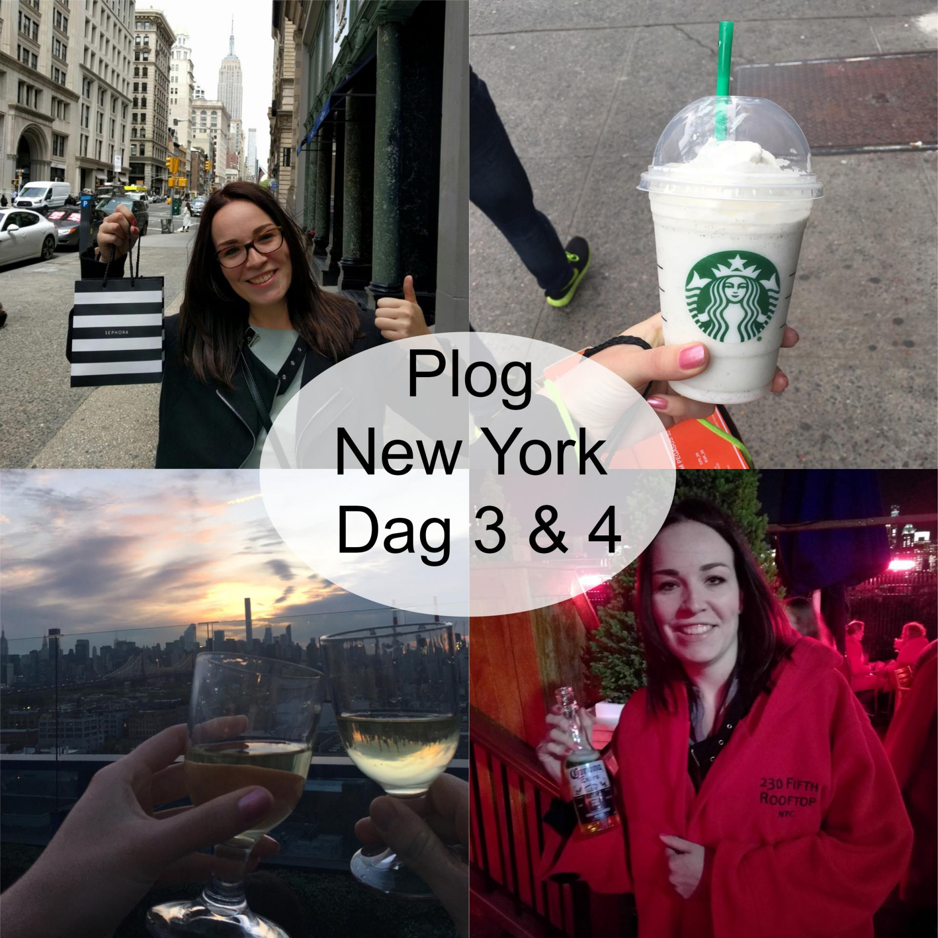 Plog New York Dag 3&4