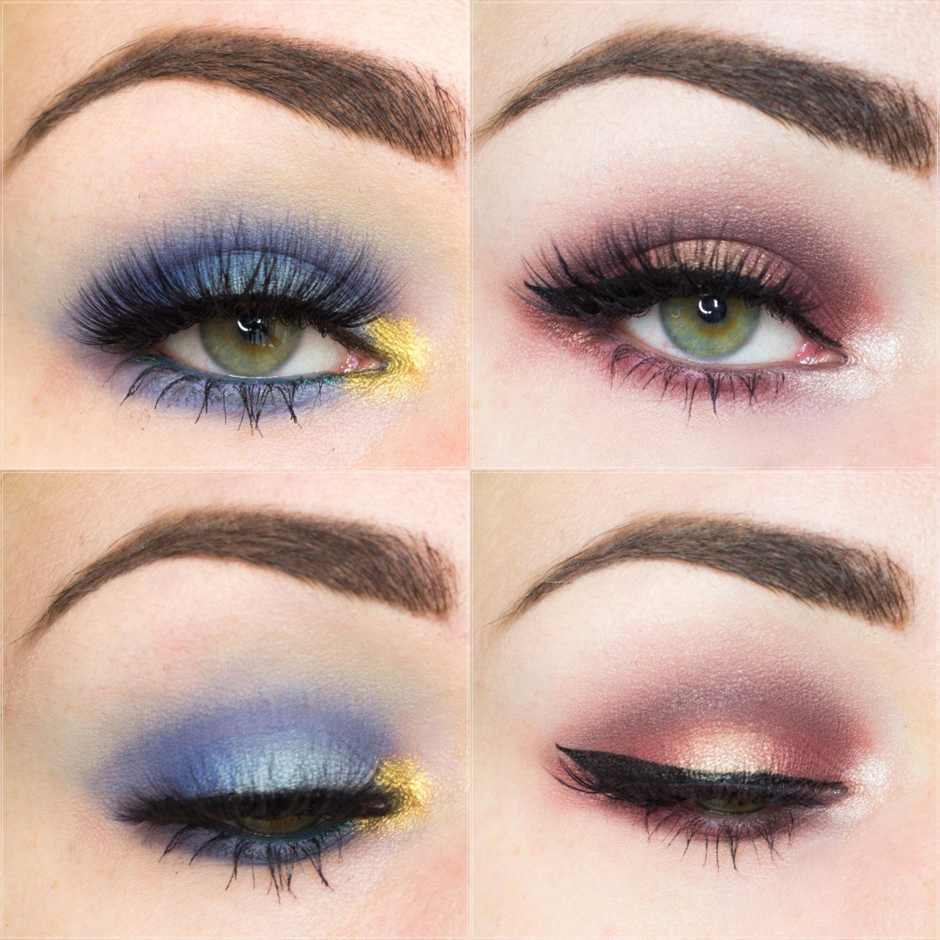 Eye looks // Finding Dory & Modern Renaissance
