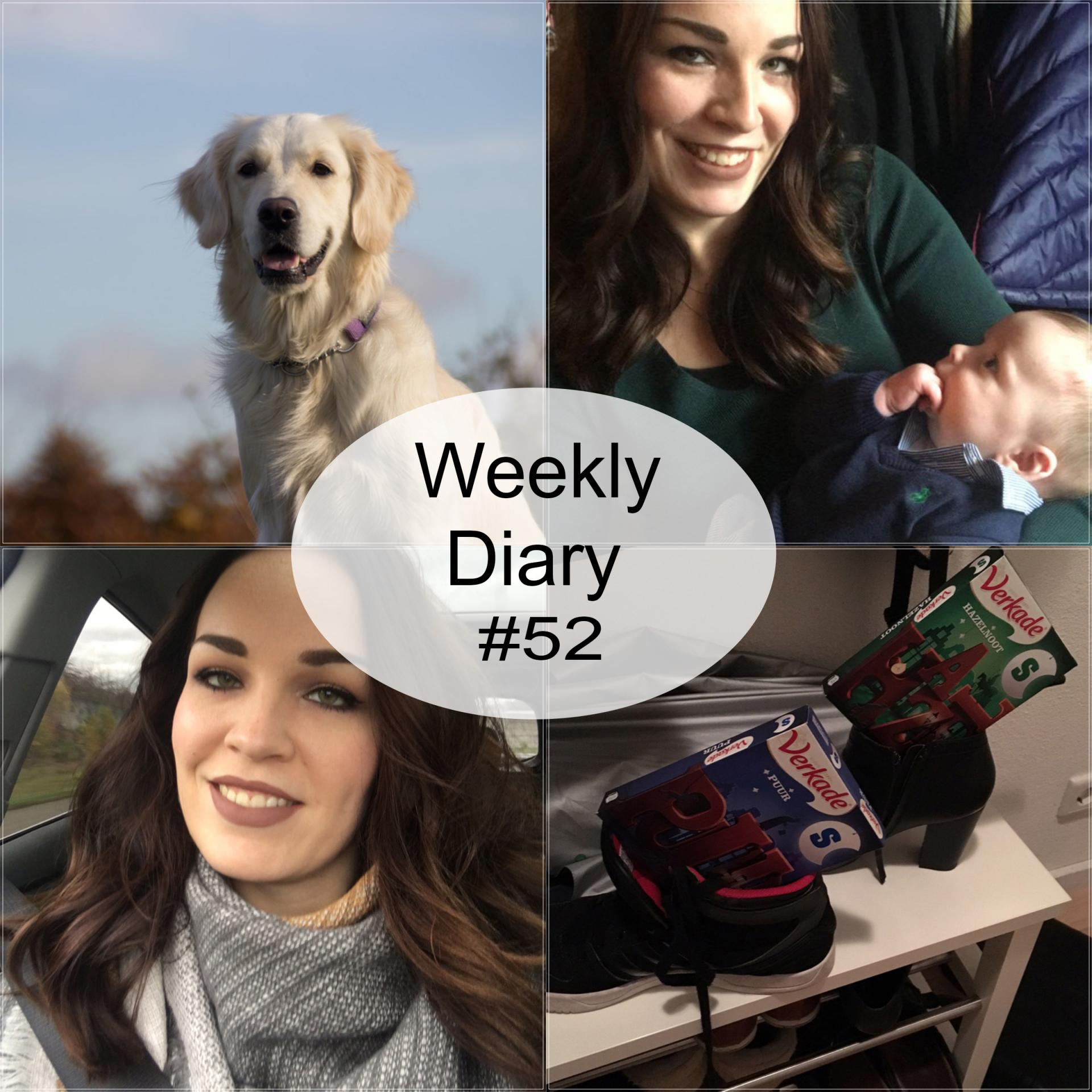 Weekly Diary #52