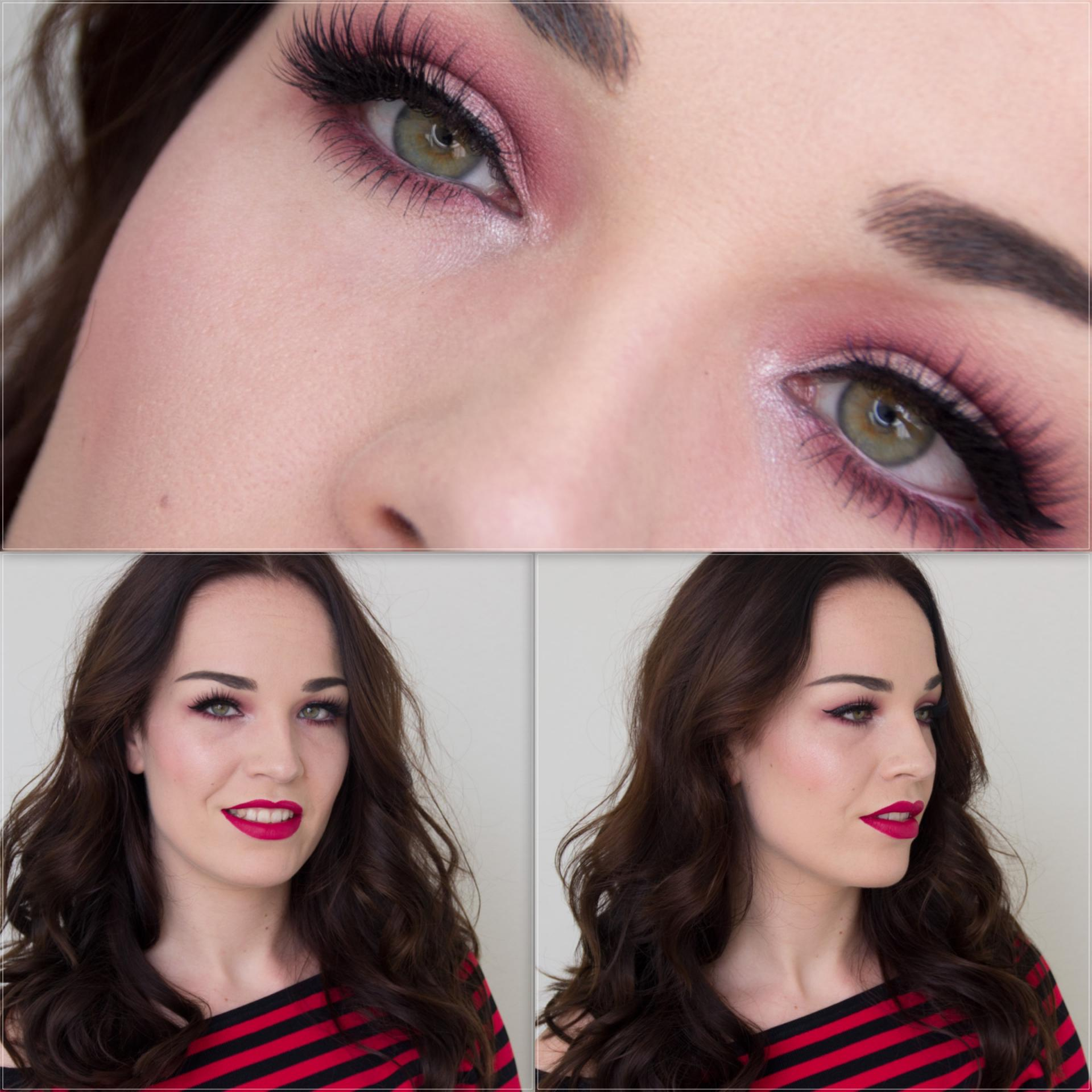 Valentine's day look