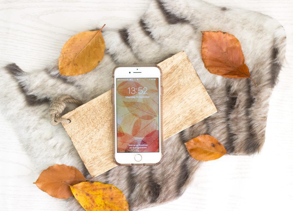 Herfst achtergronden voor je mobiel