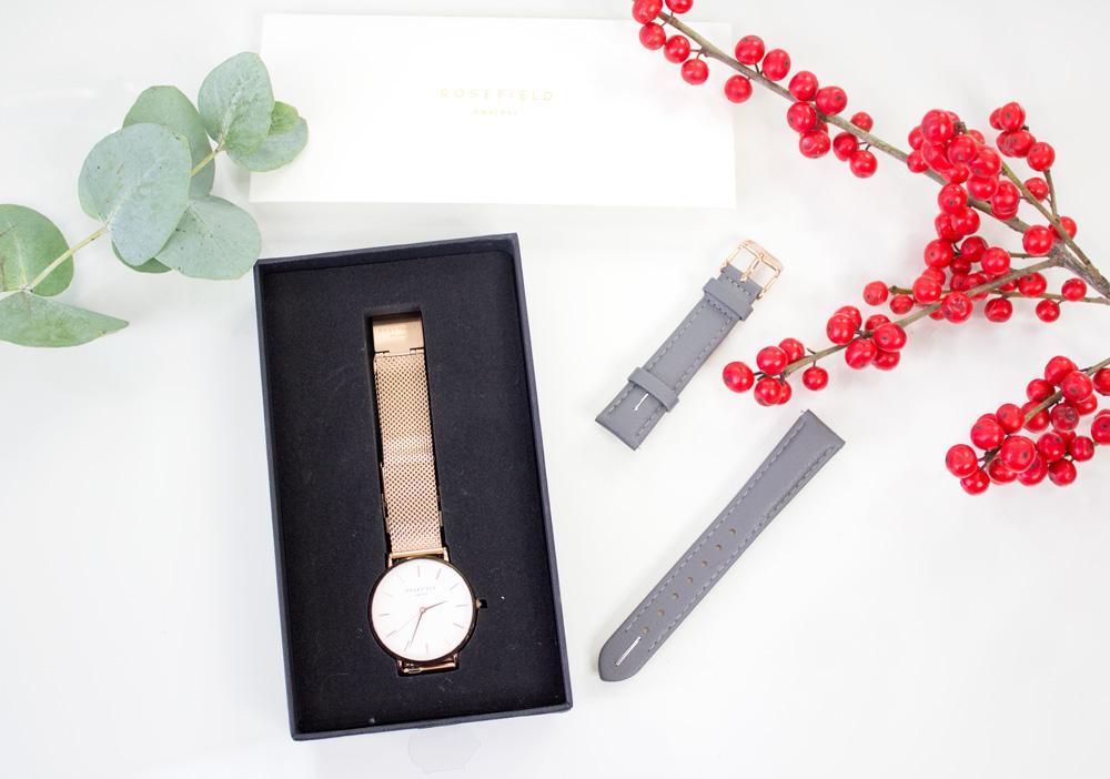 Rosefield horloge