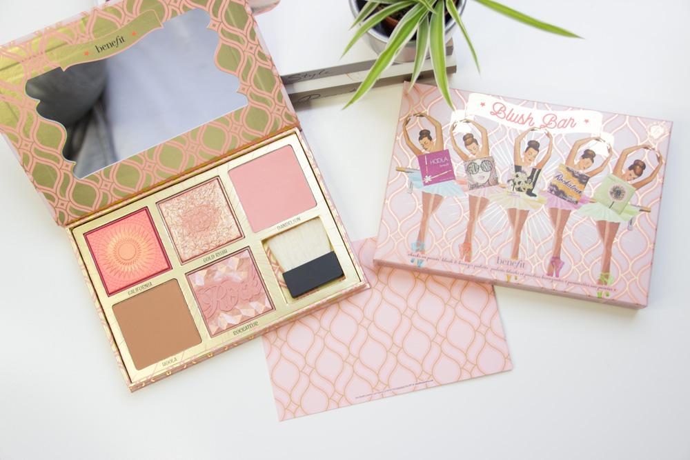 Benefit Blush bar palette