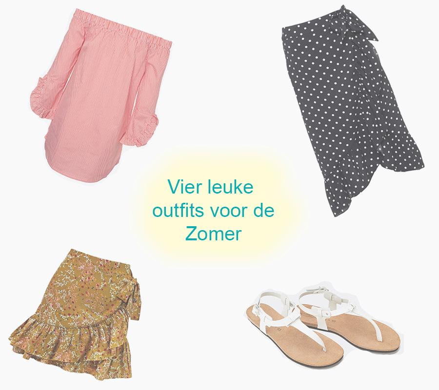 Leuke outfits voor de zomer