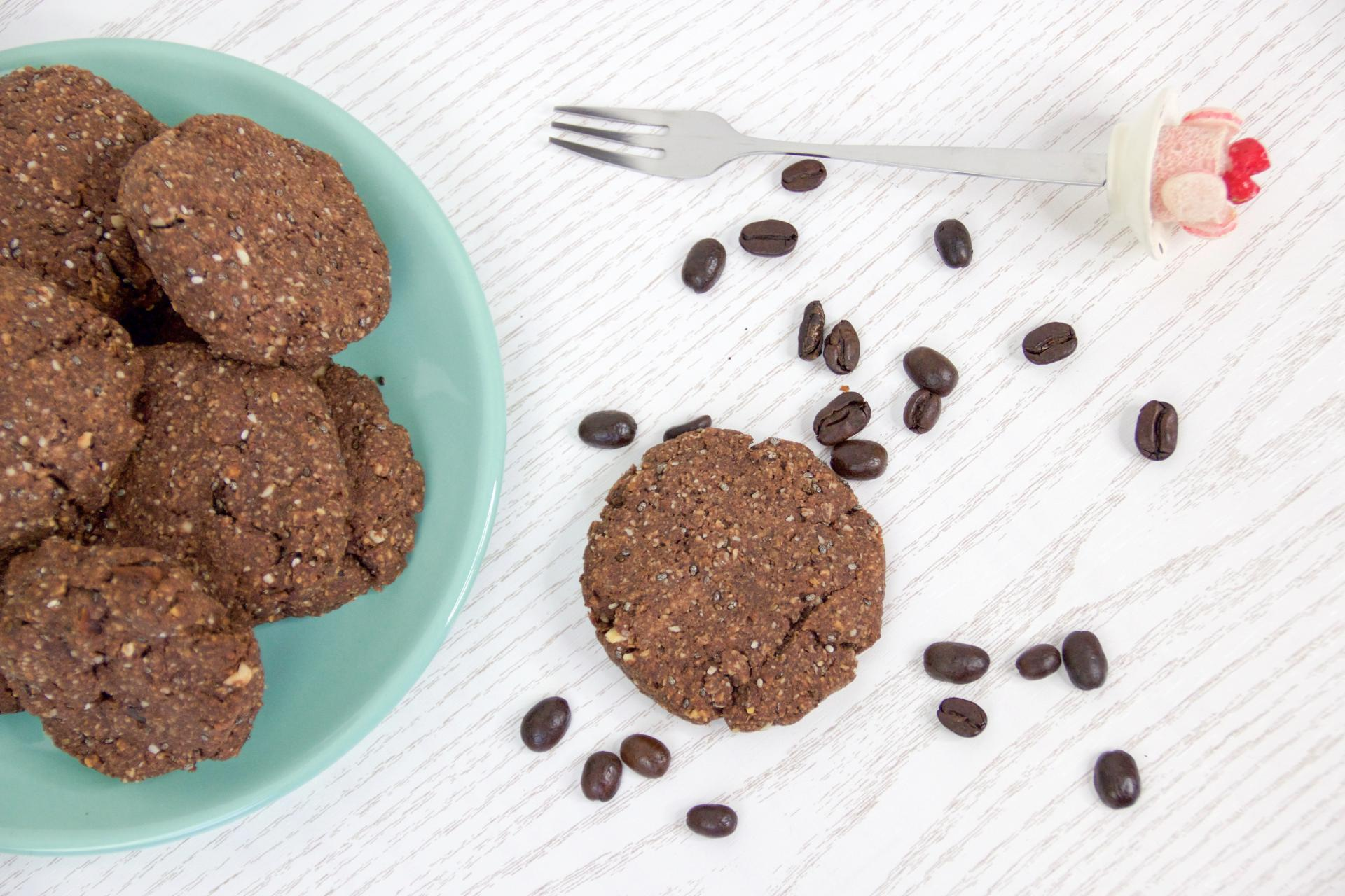 Healthy snack cookies