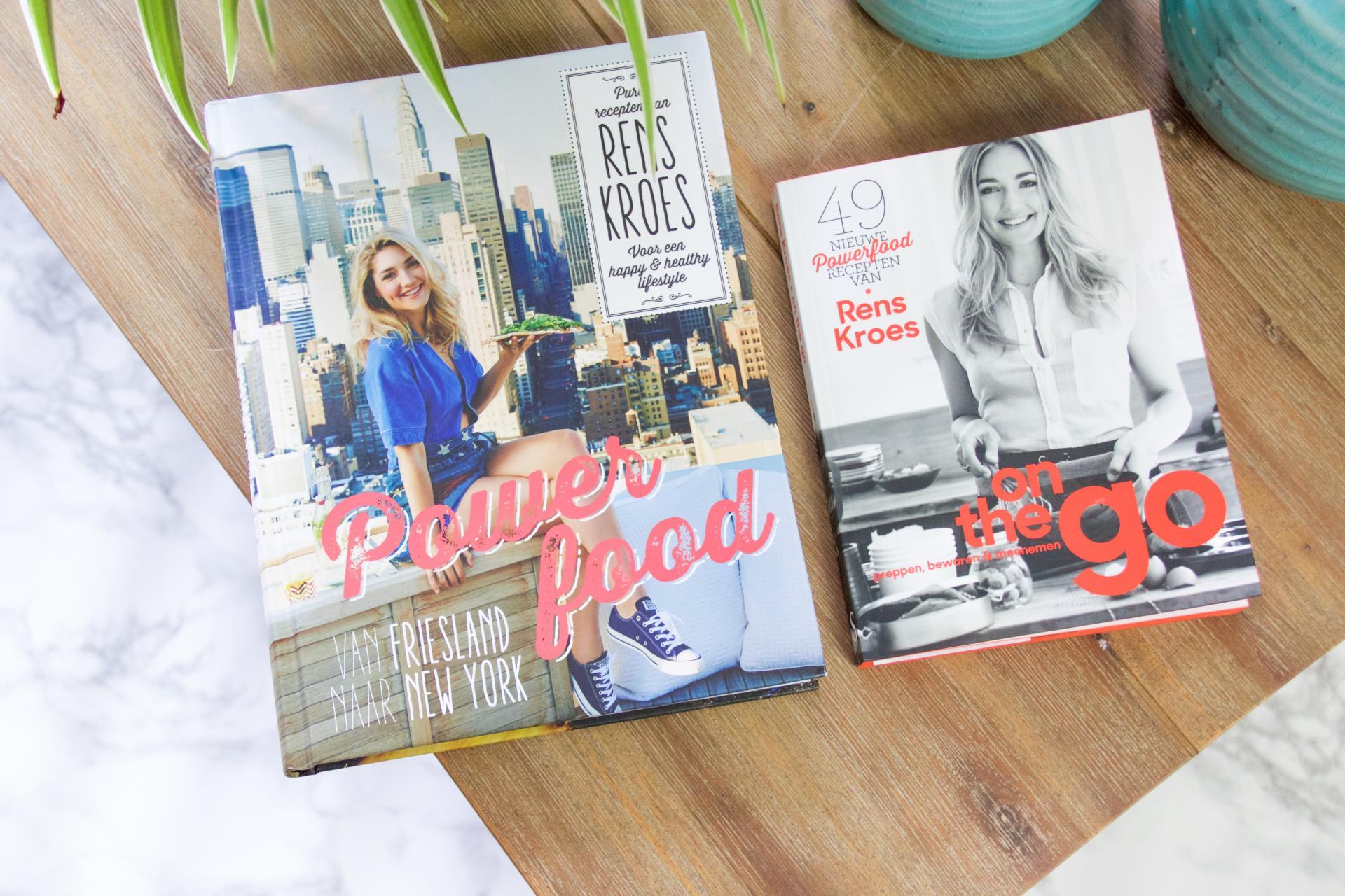 Kookboeken van Rens Kroes