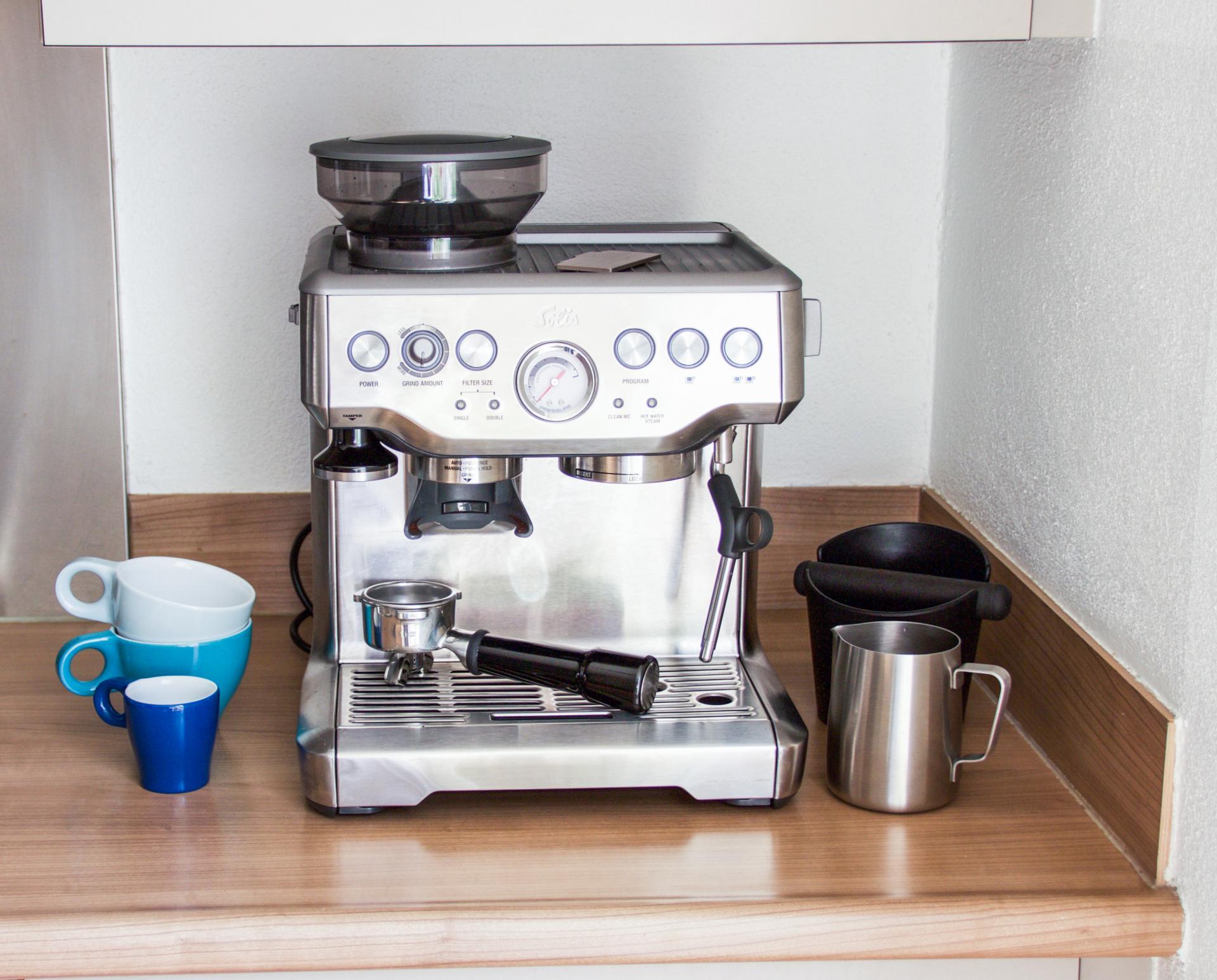 Solis koffiezetapparaat