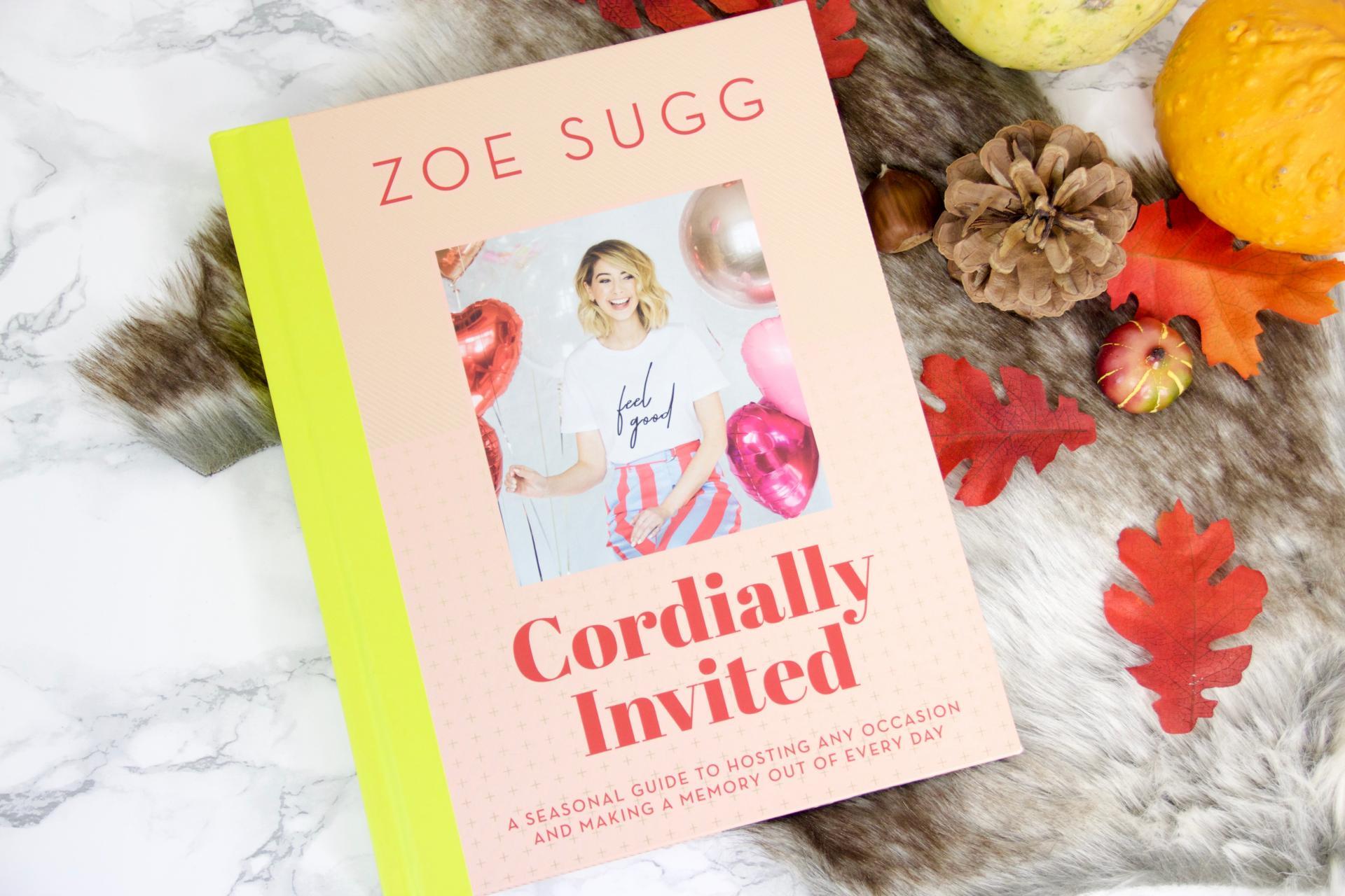 Cordially Invited Zoe Sugg