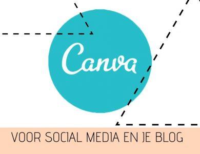 Canva gebruiken voor Social media