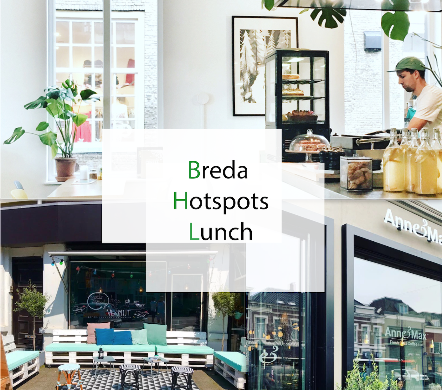 Hotspots lunch Breda