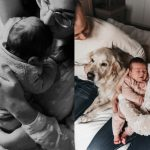 Newborn shoot van Pip