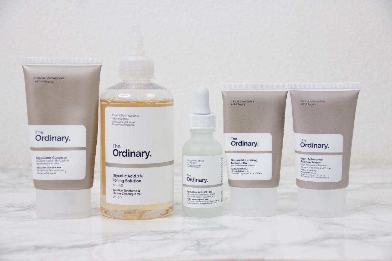 Betaalbare huidverzorging van The Ordinary