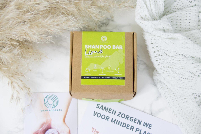 Shampoo bar zonder SLS