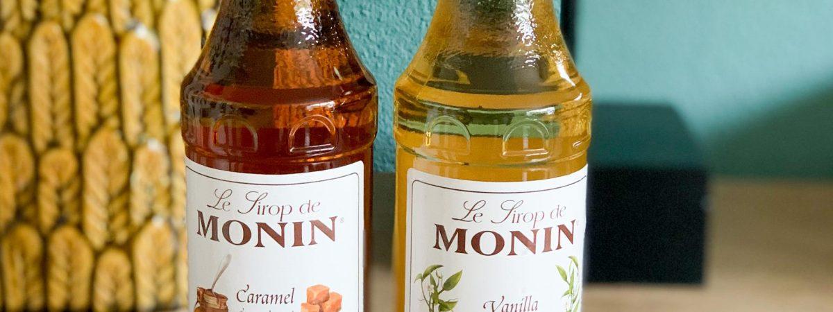 Review // Monin Koffie siropen voor wat variatie in je koffie!