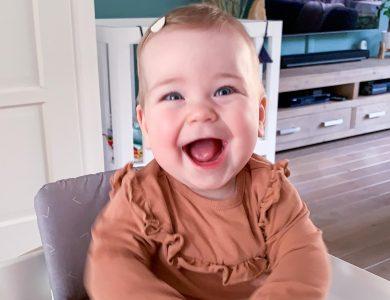 Ritme baby 8 maanden