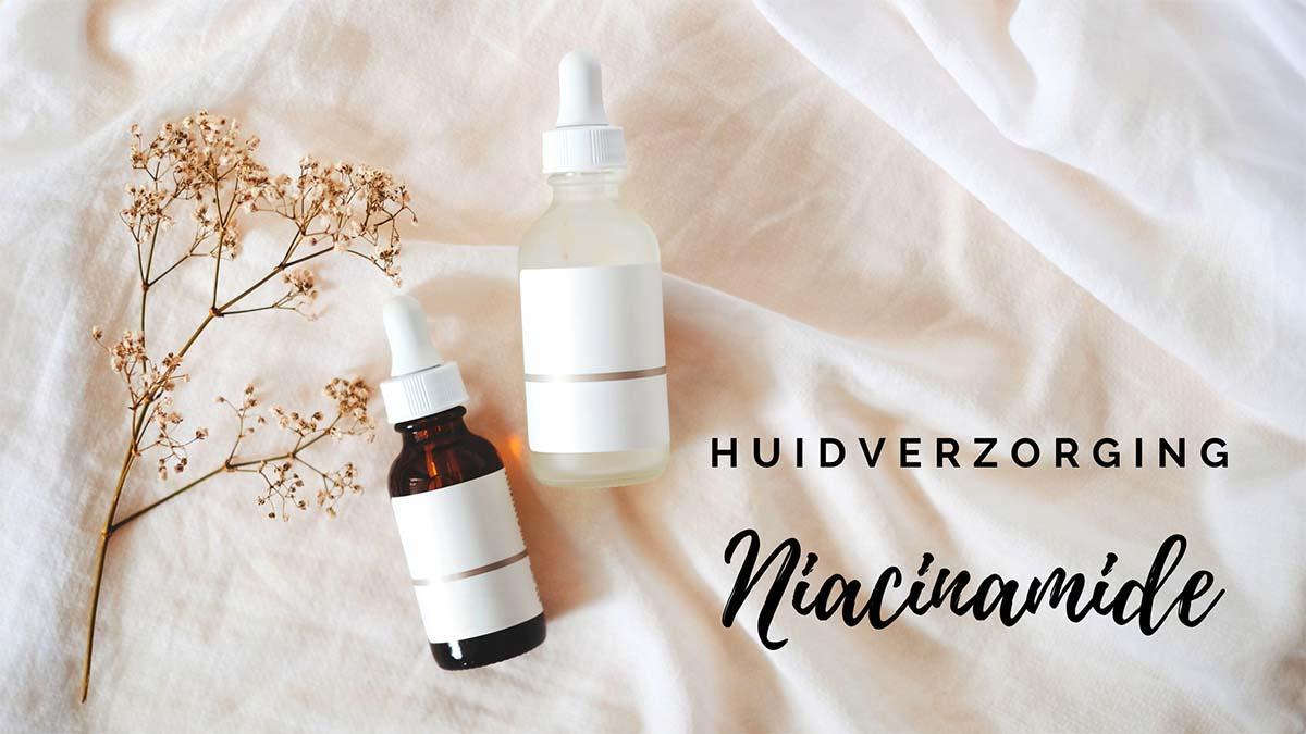 Niacinamide in huidverzorging, wat doet het?