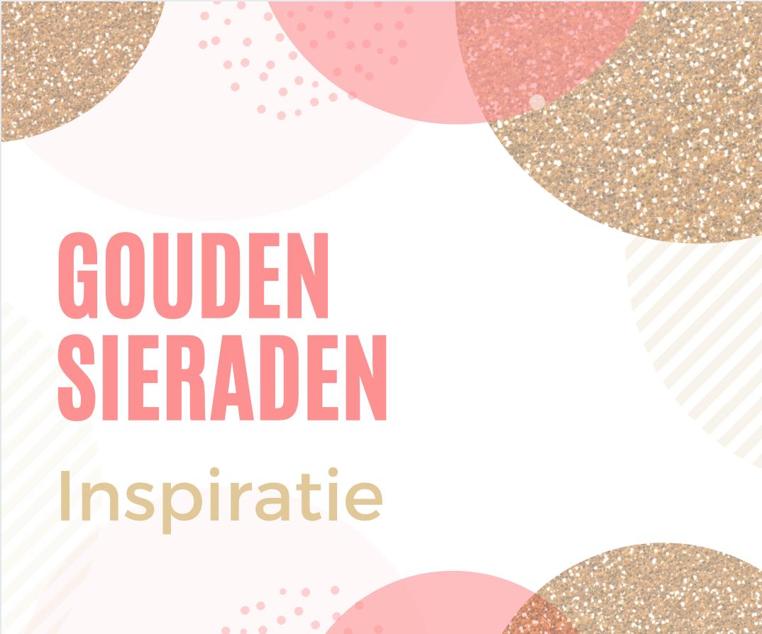 Inspiratie voor gouden sieraden