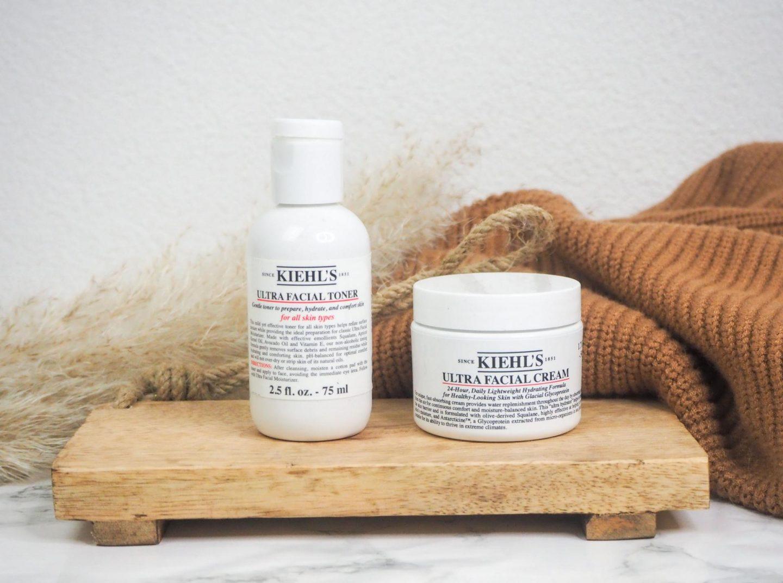 Kiehls Ultra facial Cream & Toner